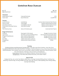 special skills resume special skills resume acting resume 1 special skills  acting resume examples