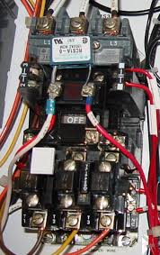 motor contactor wiring diagram wiring diagrams and schematics single phase motor starter wiring diagram direct on line dol motor starter eep