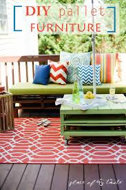 diy pallet furniture patio makeover placeofmytaste com