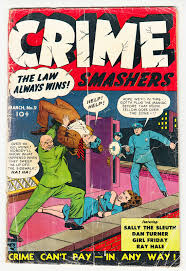 crime smashers 9 htf trojan good