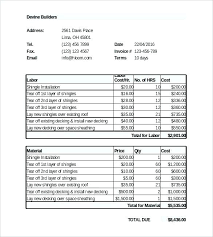 Contract Forms For Construction Construction Estimate Template For Mac Best Of Land Contract Forms