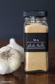 Diy Project Ideas Halloween Spice Jar Lables