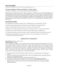Resume Kitchen Hand Sample In Perfect Resume