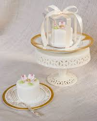 wedding favour cakes. Bobbette Belle Boxed Mini Cake Favours
