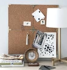 office cork board project campaign style bulletin ideas for j75 board
