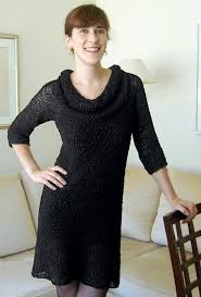 Knit Dress Pattern Simple 48 Knitted Dress Patterns Winter Wardrobe Essentials
