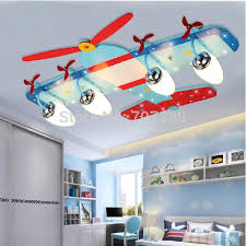 2018 cute plane airplane kids children s bedroom living room playground kindergarten airplane designing mdf led ceiling light from jeffreyyu2016