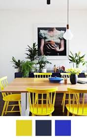 here es the sun 5 happy palettes with yellow as the star yellow chairsyellow roomsyellow dining