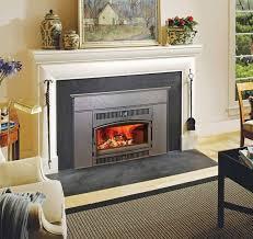 the modern fireplace