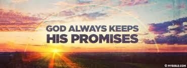Image result for God keeps his promises pics