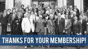 membership thank you