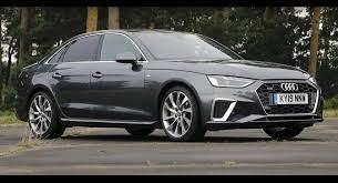 Audi Facelift A4 2020 Spy Shoot Di 2020 Sedan Audi