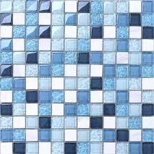 blue glass mosaic tile mosaic tile kitchen design blue glass stone blend inside decorations 7 blue glass mosaic tiles bathroom