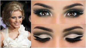 wonderful makeup for a white dress 17 for your little white dress with makeup for a