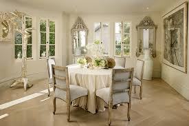 dining room mirrors antique. diy antique mirror dining room shabby-chic style with round table large urn ornate mirrors