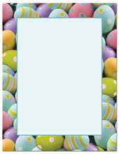 Easter Invitations Easter Party Invitations Easter Stationery
