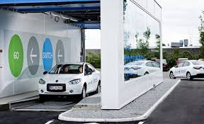 Better Place S Shai Agassi To Succeed Electric Cars Must Beat