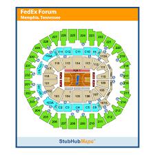 Fedexforum Events And Concerts In Memphis Fedexforum