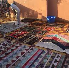 a guide to cleaning your moroccan rug marble and mint best rugs uk