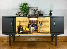 Mid Century Sideboard Drinks Cabinet By Beautility From The