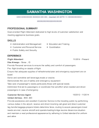 Airline Resume Samples Delta Airlines Customer Service Agent Resume Sample Springfield