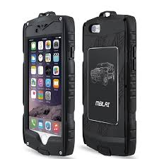 mblai heavy duty armour case for iphone 6 6s shockproof cover with built in screen protector full body protection iphone case shockproof iphone cover