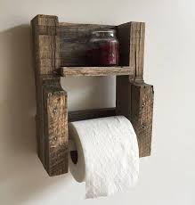 etsy pallet furniture. Home Decorating Ideas Bathroom Pallet Furniture Toilet Paper Holder By NCRusticdesigns On Etsy \u2013 Awesome Design And Decor M