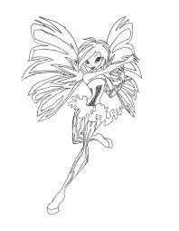 Winx coloring pages by timefairy237 on DeviantArt
