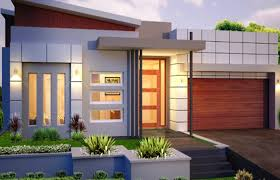 one story exterior house design. Home Elements And Style Medium Size Modern House Designs One Story Deco Plans Bungalow Kerala Exterior Design