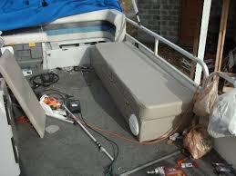 homemade pontoon boat seats pontoon
