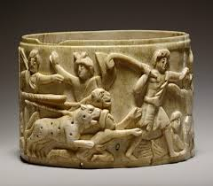 classical antiquity in the middle ages essay heilbrunn ivory pyx the triumph of dionysos in