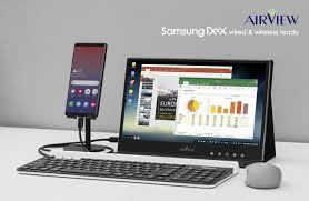 Беспроводной <b>монитор</b> AirView для смартфонов и ноутбуков ...