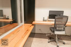 timber office furniture. Recycled-Timber-home-office-02, Made In Melbourne By Rawk And Timber Office Furniture