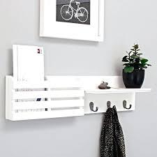 wall mount mail holder mounted organizer letter key sorter rack hanger and racks uk