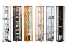 silver glass display cabinets f53 on modern inspiration interior home design ideas with silver glass display