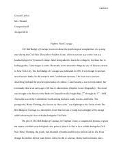 the red badge of courage documents course hero essay 3 the red badge of courage docx
