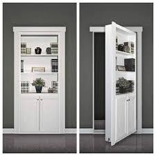 unique closet door ideas