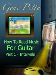 For more on the basics of guitar, check out my guide on how to play guitar for beginners. Amazon Com How To Read Music For Guitar Part 1 Intervals Guitar Note Reading Through Interval Training With Musical Fundamentals And Theory Based On Guitar Tuning Design Ebook Petty Gene Kindle Store