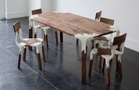 unique dining furniture. awesome unique wood dining room tables good looking rustic table furniture