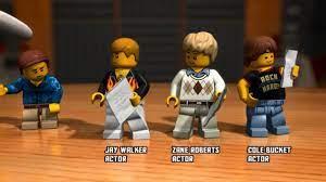 Are these the actual Last Names of the Ninja? Kai's was Smith.: Ninjago