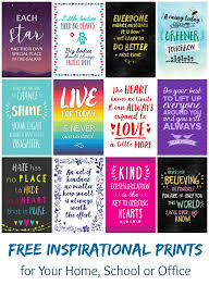 inspirational artwork for office. Free Inspirational 6x4 Prints For Your Home, School Or Office Artwork A