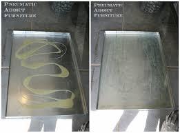 metal top coffee table. Zinc Top Coffee Table Tutorial: Pottery Barn Knock-Off   Pneumatic Addict Metal W
