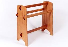 Free Quilt Rack Plans How To Build Blanket Racks Share Your inside ... & ... Jd Woodworking Fine Handmade Custom Furniture pertaining to Awesome Oak Quilt  Rack ... Adamdwight.com