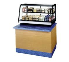 federal counter top self serve refrigerated display case countertop cooler freezer australia non cases