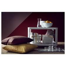 Ikea beistelltisch nachttisch ablagetisch sofatisch tisch couchtisch 39x30 cm. Ikea Tingby Beistelltisch Mit Rollen In Weiss 64x64cm