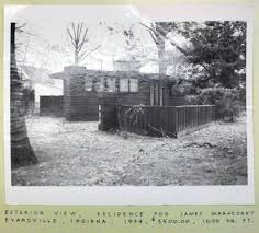 House in SW Indiana by Wes Peters ca. 1935 - Page 4 - Wright Chat
