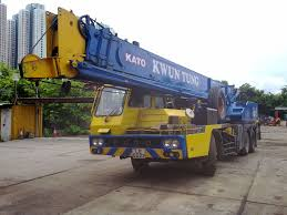 20 Ton Mobile Crane Kato Nk200h V Kwuntung Crane