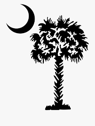 South Carolina Tree And Crescent Clipart Clipart Images