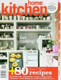 Kitchen Gardener Magazine Tuis Home Kitchen Forgetmeknot