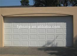 white wood garage door. Wholesale Solid Wood Garage Door/residential Sectional Door Window Kit/wood White